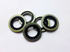 Bonded Seal Oil Sump Washer (x5) - 230/3140 - Citroen, Nissan, Vauxhall + More!