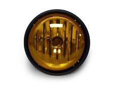 FREIGHTLINER COLUMBIA 2000-2015 FRONT BUMPER DRIVING LAMP FOG LIGHT ORANGE
