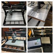 Cnc 3018 Pro 3 Axis Desktop Engraving Machine Diy Router Kit Grbl Control Pvc Us