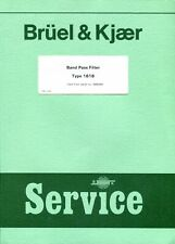 Bruel & Kjaer MANUALS in PDF format