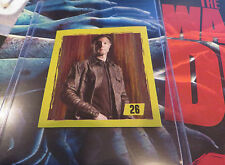 2014 THE WALKING DEAD STICKER HORROR ZOMBIE TV SERIES THE GOVERNOR  #26 FREE*