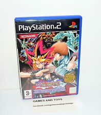 JEU PS2 COMPLET YU-GI-OH THE DUELISTS OF THE ROSES
