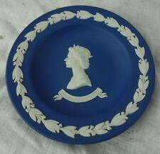Wedgwood Porzellan aus Sammlung #06 Teller 1952 Silver Jubilee 1977