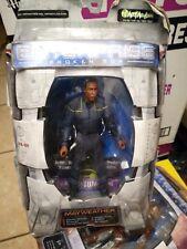 Star Trek Enterprise Art Asylum Travis Mayweather - worn packaging