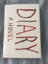 Diary-Chuck Palahniuk-SIGNED First Edition/First Printing-UNREAD