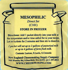 Mesophilic Direct Set Cheese Culture, 5-Pack