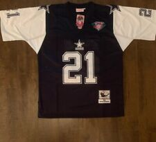 Deion Sanders Dallas Cowboys Throwback Mens Jersey Size 56 Free Ship (E)