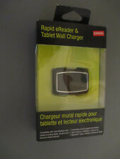 Rapid Ereader & Tablet Wall Charger For Apple Amazon Google Kobo Staples