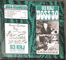 KHJ 93 Boss 30 Radio Survey - No. 181 - December 18, 1968