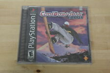 Cool Boarders 2001 Ps For PlayStation 1 PS1 Extreme Sports