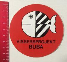 Pegatina/sticker: vissersprojekt buba (260516167)