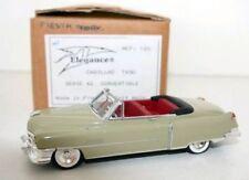 Voitures, camions et fourgons miniatures en résine pour Cadillac 1:43