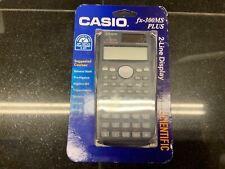 NEW - Casio FX300MS Plus Scientific Calculator 2nd Edition w/ 2-line Display