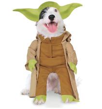 Rubie's Star Wars Yoda with Plush Arms Pet Costume, Medium