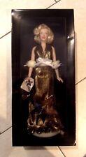 Franklin Mint MARILYN MONROE Portrait DOLL