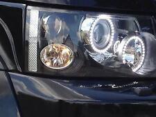 2x Nuovo di Zecca Range Rover Sport fari LED Halo upgrade del rinnovamento del design mod 2005-09