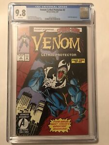 Venom: Lethal Protector #2 CGC 9.8  - 1993