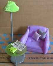 Barbie Spielset Decor Collection Wohnzimmer 2002 Möbel