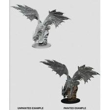 WizKids WZK73186 Pathfinder Battles Deep Cuts Unpainted Miniatures: Silver Dragon