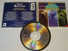 ISLEY BROTHERS - GREATEST MOTOWN HITS / ALBUM-CD 1988