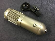 MXL 910 Large Condenser Microphone w/ Mount