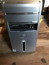 Dell Inspiron 530 Desktop PC 2.50GHz 3.5 GB 250gb HD Win 10 pro