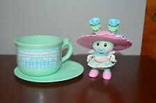 Uneeda Kidsview Tea Bunnies PANSY PARFAIT Not Only Sundaes Ice Cream Parlor Cup