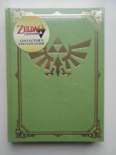 Legend of Zelda a Link Between Worlds Collectors Edition Strategy Book