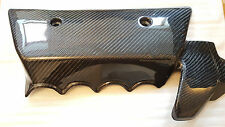 HONDA CIVIC EP3 TYPE R INTEGRA DC5 K20 RSX CARBON FIBRE ENGINE MANIFOLD COVER