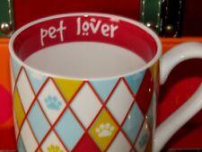 Lenox ~ 'Pet Lover Mug' ~ 10oz Coffee Mug ~ NICE!
