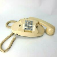 Vintage Antique Western Electric Bell System Princess Phone Telephone Touch tone
