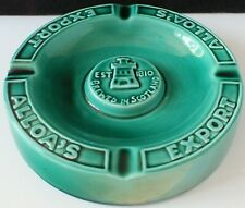 ALLOA'S EXPORT LARGE CERAMIC ASHTRAY. SCARCE. UK DISPATCH