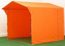 Tenda Mercato-mercato Stand-Mercato Ombrello-gazebo-tenda-OMBRELLONE 3x2 METRI Arancione