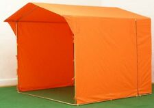 Marktzelt-Marktstand-Marktschirm-Pavillon-Zelt-Schirm 3x2 Meter orange