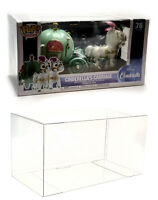 """Protector Case For Funko POP Rides Cinderella's Carriage #78 13.5""""x7""""x7"""""""