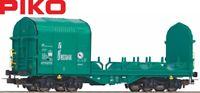 Piko H0 58963 Offener Schiebeplanenwagen der Mercitalia - NEU + OVP