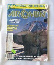 Air Combat Vol.10 No.5 Sept 1982 Magazine