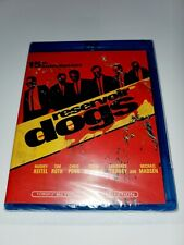 Reservoir Dogs 15th Anniversary Edition (Blu-ray Disc, 2007) *Sealed*