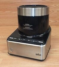 *Replacement* Black Base / Motor Only For Braun JB 7130 Blender **READ**