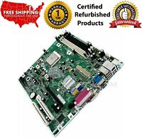 432861-001 409305-004 409306-000 HP Compaq Motherboard with AMD 64x2 CPU TESTED