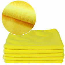 Large Microfibre Cleaning Auto Car Detailing Cloths Wash Towel Duster UK