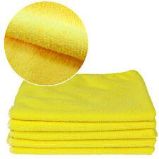 10 panni in microfibra per grandi Auto Dettagli Lavaggio panni morbidi Asciugamano DUSTER