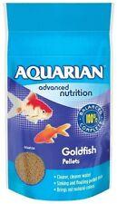 Aquarian Goldfish Pellet 28g Coldwater food