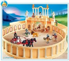 Playmobil 4270 Roman Arena mint in Box for collectors Geobra toy minidiorama NEW