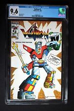 VOLTRON Defender of the Universe #1 Modern Comics 1985 Netflix TV CGC NM+ 9.6