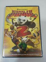 Kung Fu Panda 2 - DVD + Extras Dreamworks Castellano English Nueva