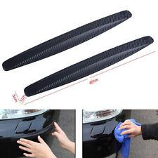 2pcs  Accessories Car Bumper Corner Protector Anti Scratch Rubber Sticker