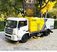 1/35 XCMG VACUUM CLEANER SWEEPER TRUCK DIECAST CAR MODEL COLLECTION