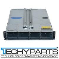 """Dell PowerEdge C6100 12-bay 3.5"""" LFF 4-Node 8x E5620 2.4Ghz QC LGA1366 2U Server"""