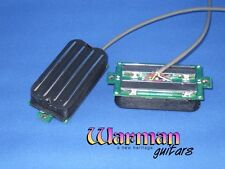 Warman Dominator Quad Hot Rail Humbuckers De Guitarra Eléctrica Pickup